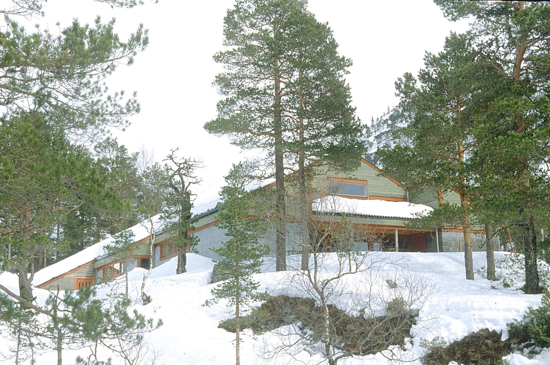 Fjon Fjellkirke