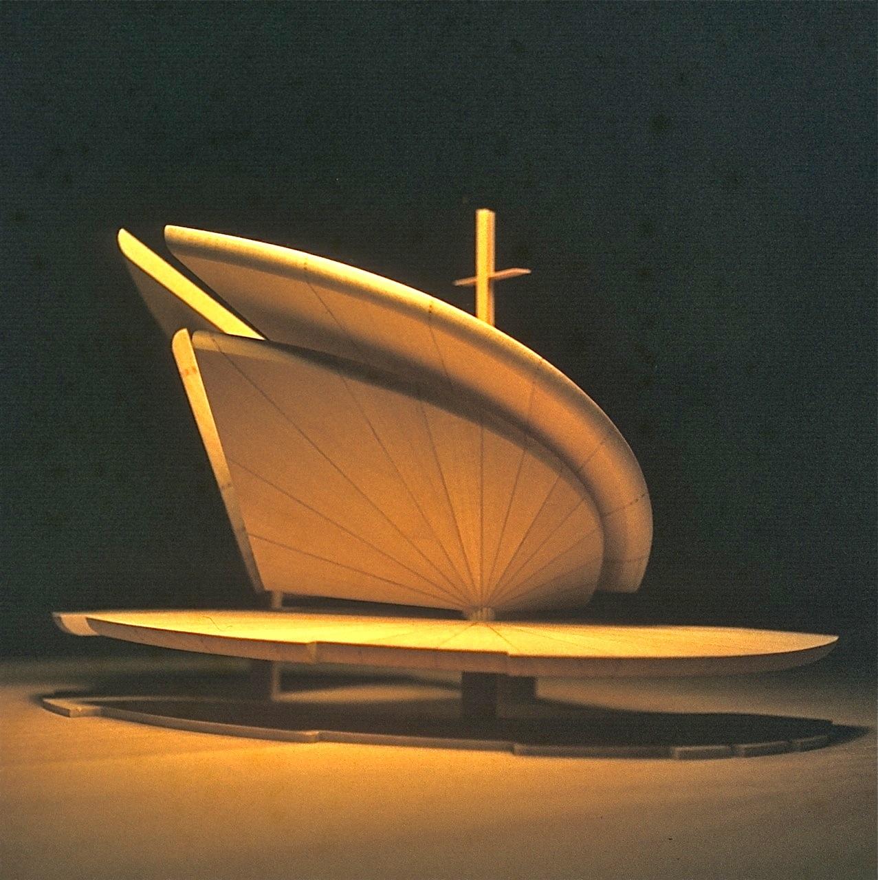 1. pr. i internasjonal kirke-idékonkuranse, Danmark 1961