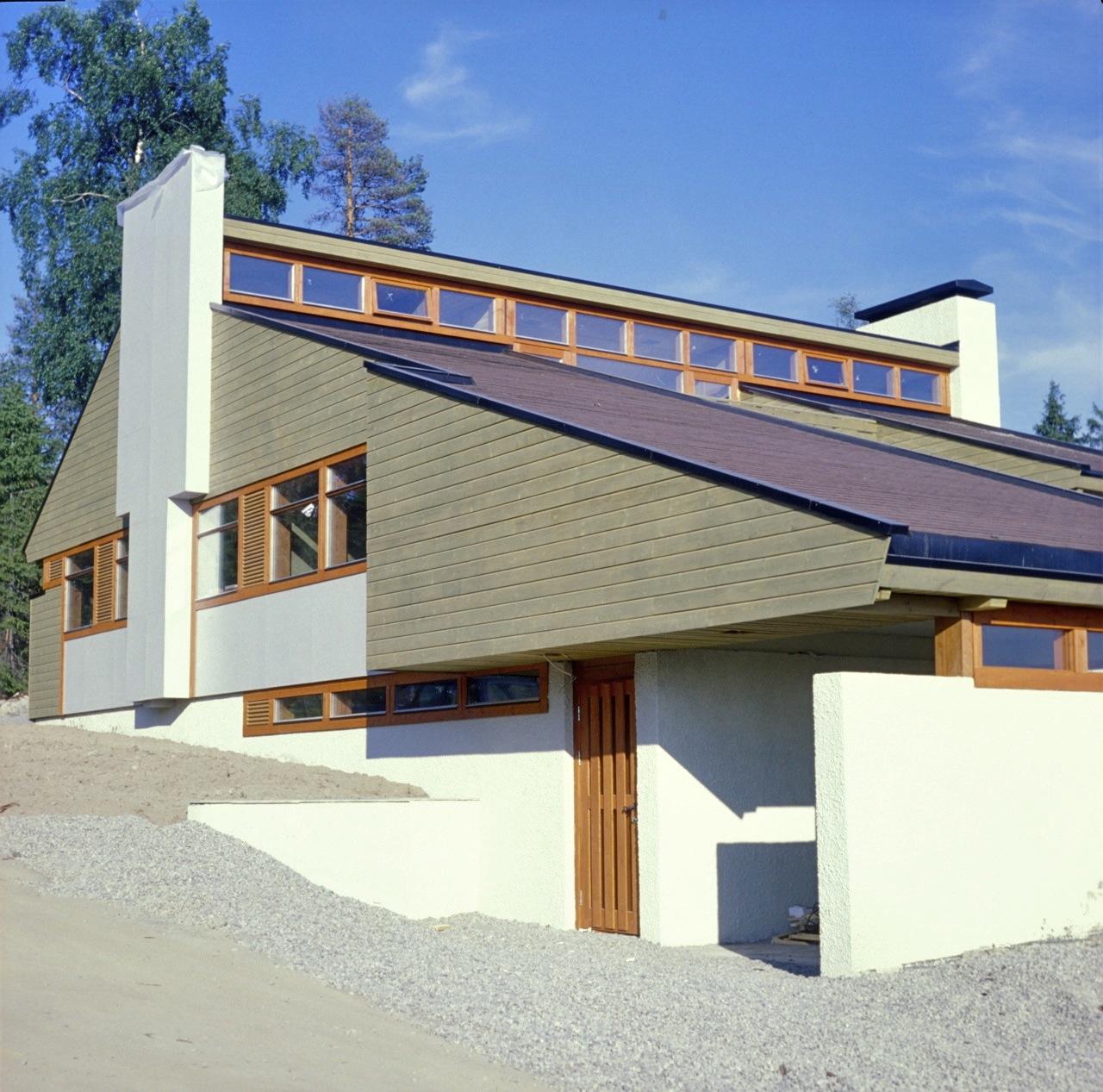 Villa Heradstveit 1 + 2