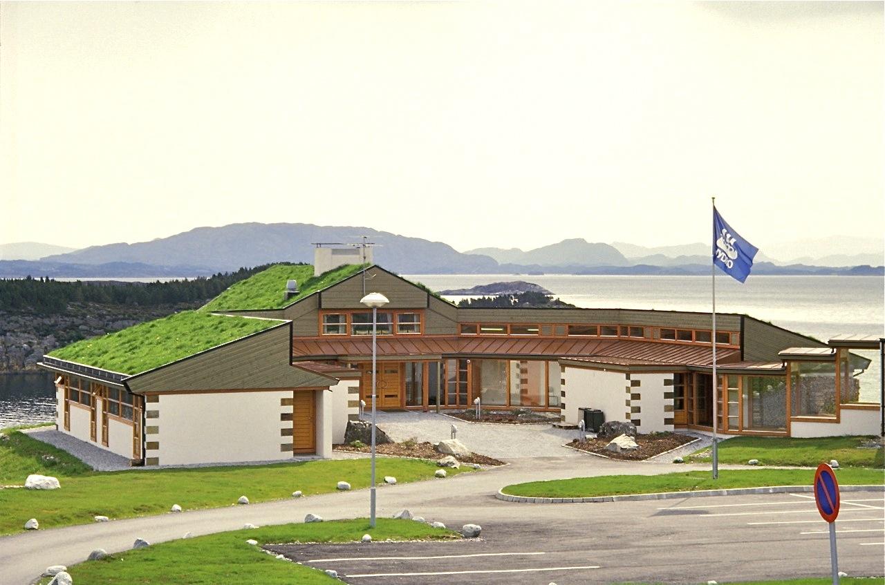 Gjestehus, Norsk Hydro
