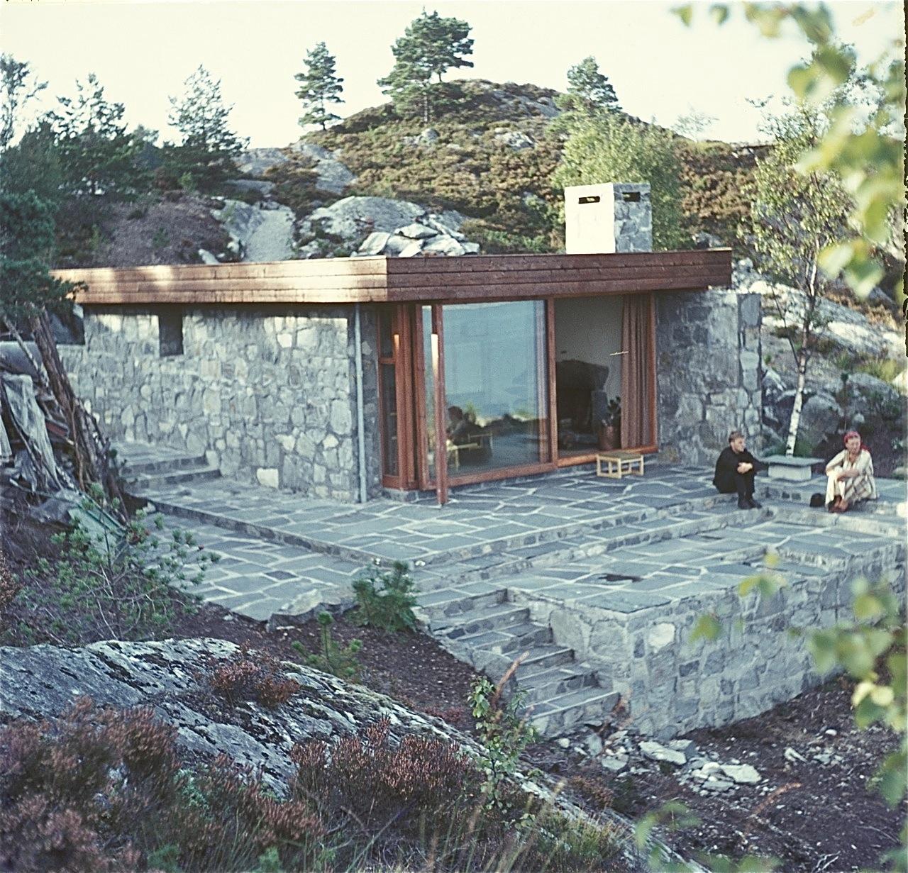 Minihus på Askøy