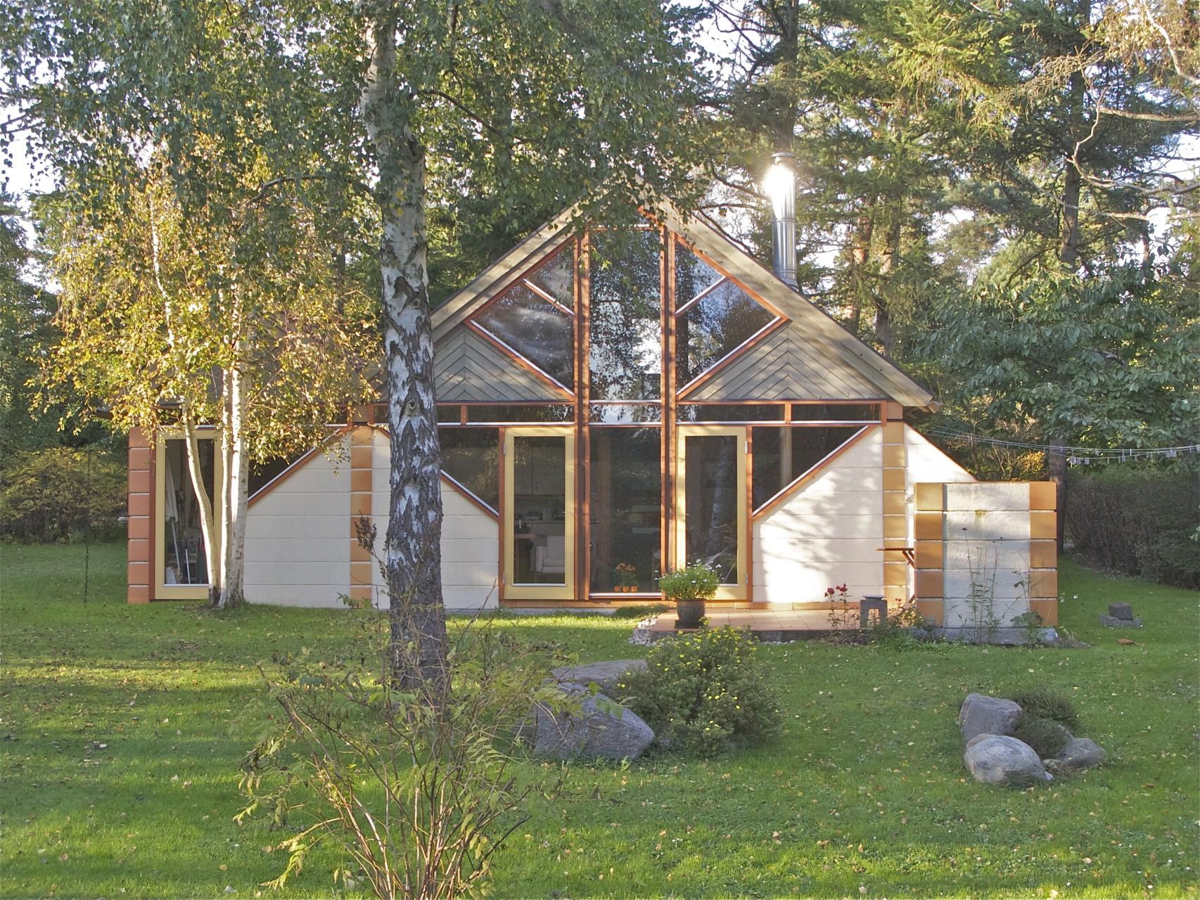 Sommerhus i Danmark - Helge Hjertholm